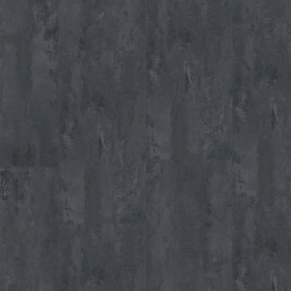 TARKETT iD Inspiration 55 Click Plus Vinylboden Art. 24363160 Rough Concrete black Fliese 4,5 mm